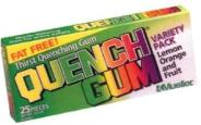 Quench gum for survival