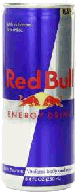 Red bull energy drinks for preppers