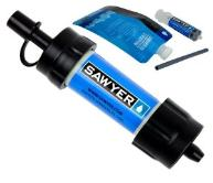 Sawyer mini water filtration