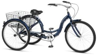 Schwinn-hampton adult trike is a bugout trike