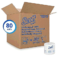 80 Rolls of Scott Toilet Paper Deal
