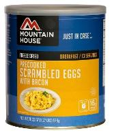 Mountain house Scrambled eggs and Bacon