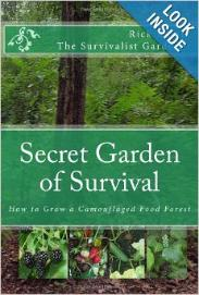 Secret Survival Garden (doomsday prepper)