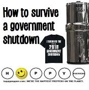 How to survive a government shutdown