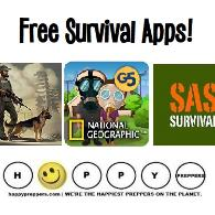 The best survival apps are free!