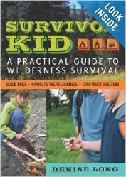 survival kid book