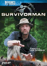 Prepper television series: survivorman