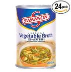 Prepper food: vegetable broth for cooking
