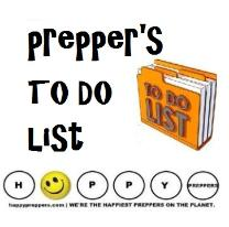 photograph relating to Printable Prepper List named Preppers In the direction of DO listing