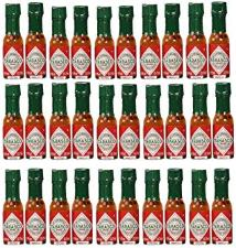 Tabasco Mini Bottles