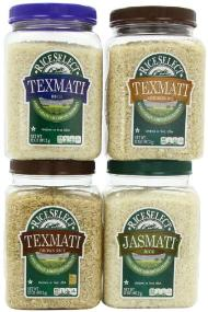 Texmatci and Jasmati Rice Select