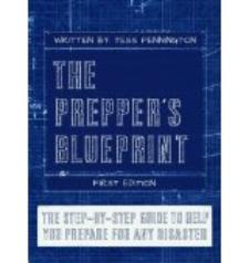 Books for Preppers: Prepper's Blueprint