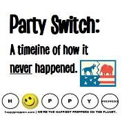 The Party Switch : a timeline about how it never happened