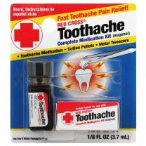 Toothache Medication - Dental First Aid