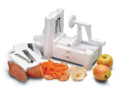 Survival kitchen tool - vegetable slicer