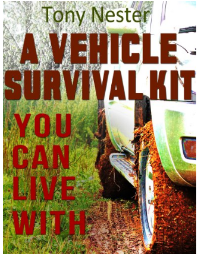 A vehicle survival kit you can live with - free on Amazon