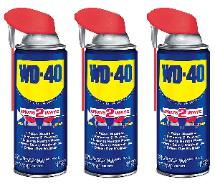 WD-40 three pack