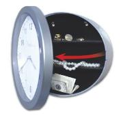 Diversion safe wall clock