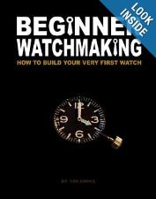 Beginning watchmaking