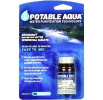 Potable Aqua for water purification