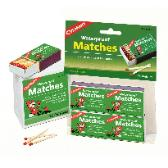 Matches - coghlans waterproof