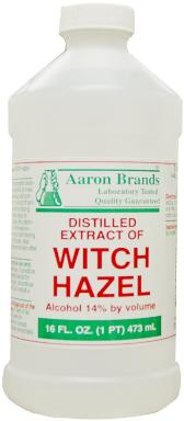 witch hazel distilled extract