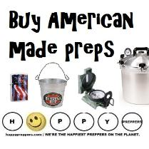 Buy american made survival and prepping gear