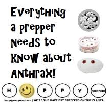 Anthrax ~ everything a prepper needs to know about anthrax