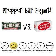 Prepper bar fight