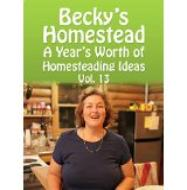 A year's worth of homesteading ideas