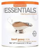 Beef Gravy Mix #10 can