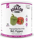 Augason Farms Freeze dried bell peppers