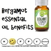 Bergamot Essential Oil benefits for preppers