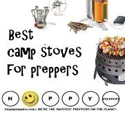 Best camp stoves for preppers