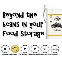 Beyond the beans in your food storage