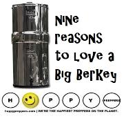 nine reasons to love a Big Berkey