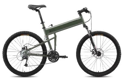 How To Select And Pack A Bugout Bike