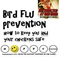 Prepper's Guide to Avian Flu - bird flu prevention