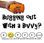 Bugging out with a Bivvy?