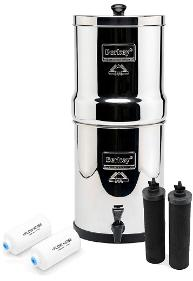 Royal Berkey with PF-2 Fluoride Filters