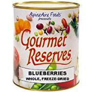 gourmet reserves blueberries