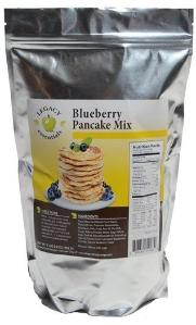Legacy Blueberry Pancake mIx