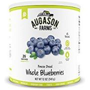 Auguason Farms Blueberries