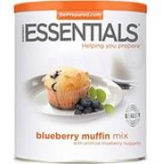 Emergency Essentials Blueberry muffin mix