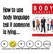 How to use body language to see if someone is lying