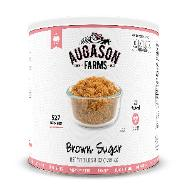 Three pounds 8 ounces of brown sugar