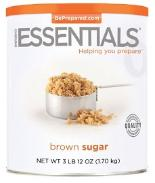 Emergency Essentials ~ brown sugar