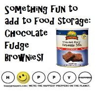 Augauson farms brownies