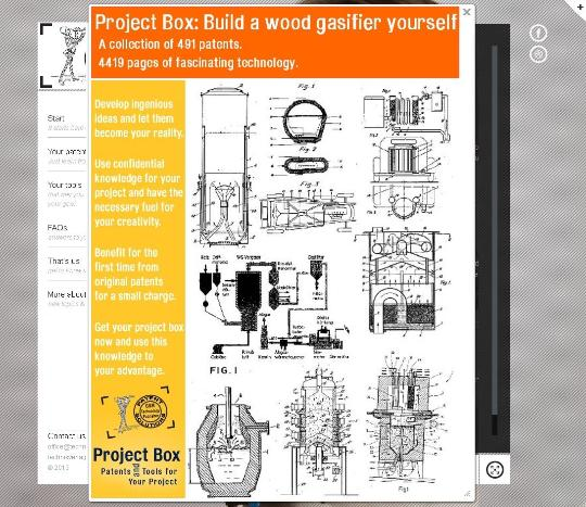 Instructions for How to build a wood gasifier