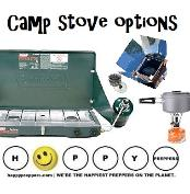 Camp Stove options